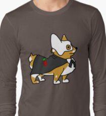 Camiseta de manga larga Corgi de la ópera