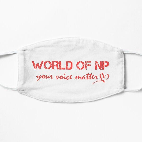 World of np Flat Mask