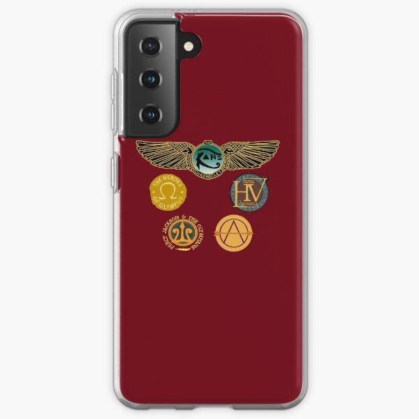 Rick Riordan's Logos Samsung Galaxy Soft Case