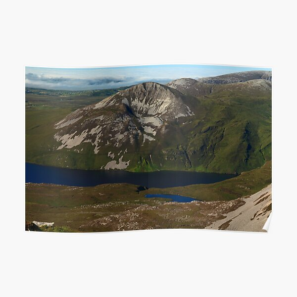 Aghla More From Errigal Poster