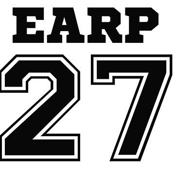 Wynonna Earp 27 [BLK] by Kait808