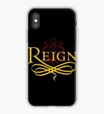 Reign iPhone Case