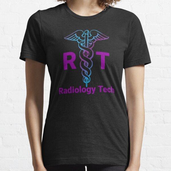 colorida camiseta de Radiology Tech. Regalo perfecto para su tecnólogo de rayos X favorito. Camiseta esencial