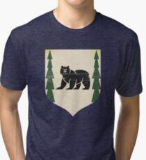 Bear Island/House Mormont Tri-blend T-Shirt