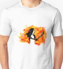 Kira Yukimura watercolor style Unisex T-Shirt