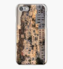 Mykonos Village iPhone Case/Skin