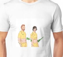 Belly button trees! Unisex T-Shirt