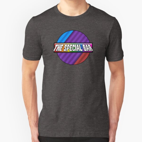 The Special Bar Circle Slim Fit T-Shirt