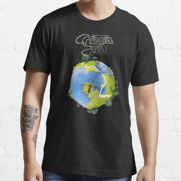 Yes Fragile Progressive Essential T-Shirt