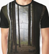 The Light in the Forest Graphic T-Shirt