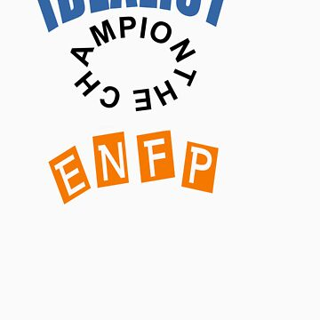 ENFP, IDEALIST PERSONALITY by mav04