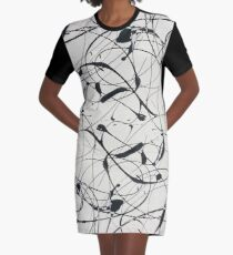 Multiply Graphic T-Shirt Dress