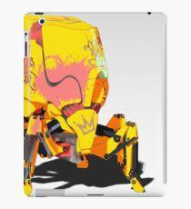 Flea Bot (full image) iPad Case/Skin
