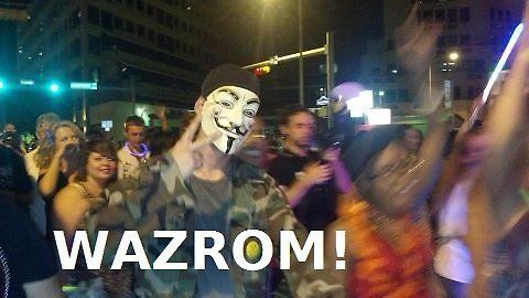 WAZROM INITIATIVE PORTLAND Or./The World by wazrom