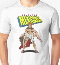 Leyendas Mexicanas (Mexican Legends) Unisex T-Shirt