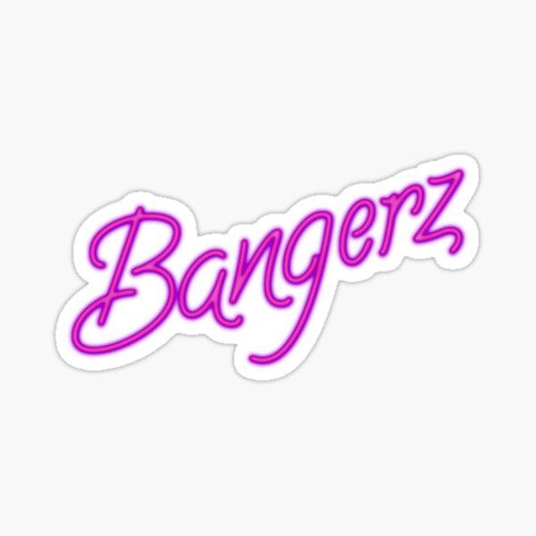 Miley Cyrus Bangerz Sticker