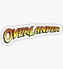 Overlander - Autonaut.com Sticker