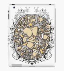 Ancient puzzle iPad Case/Skin