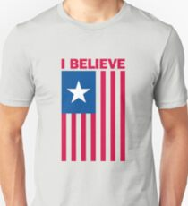 I Believe That We Will Win T-Shirt