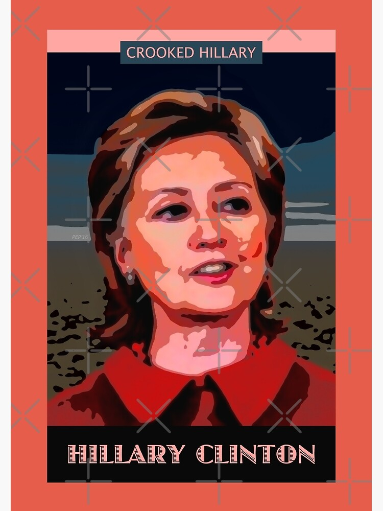 Crooked Hillary by morningdance