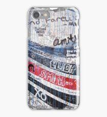 Elliott Smith Wall 2 iPhone Case/Skin