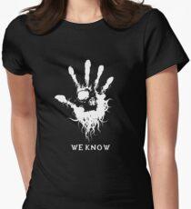 Dark Brotherhood Women's Fitted T-Shirt