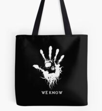 Dark Brotherhood Tote Bag