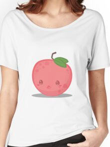 Cute Tropical Fruits - Lychee Women's Relaxed Fit T-Shirt