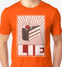 We want the truth! Unisex T-Shirt