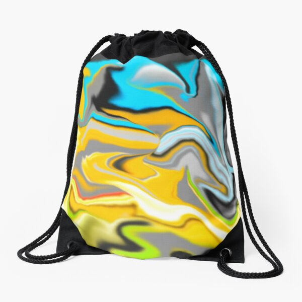 Variety of colors ، new styles and techniques. Drawstring Bag