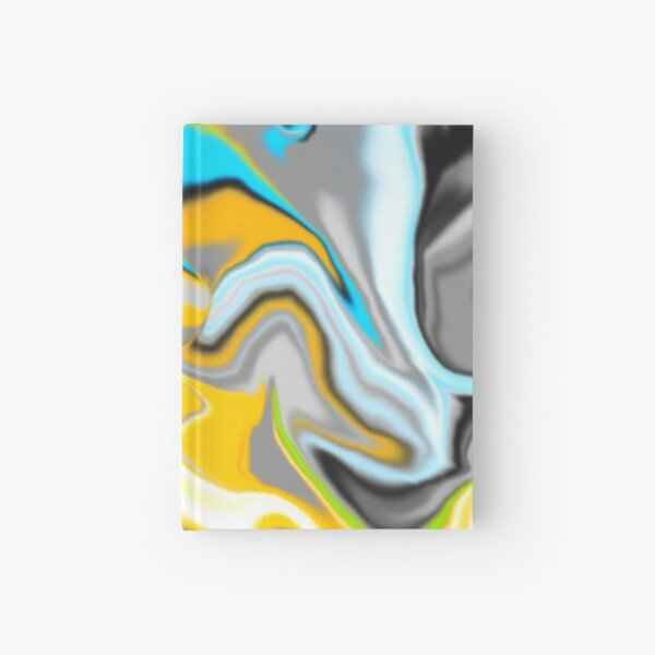 Variety of colors ، new styles and techniques. Hardcover Journal