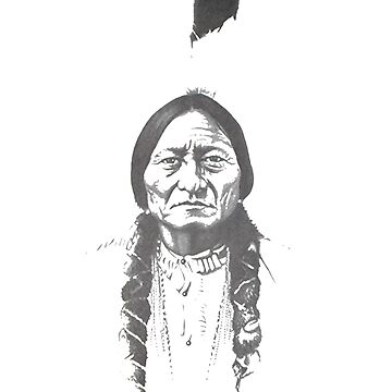 Sitting Bull by Ebolhayam66