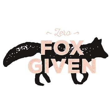 Zero Fox Given by Ebolhayam66