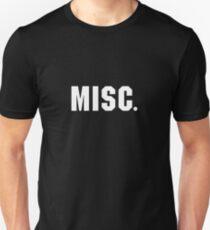 Howlin' Mad Murdock's 'MISC' T-Shirt