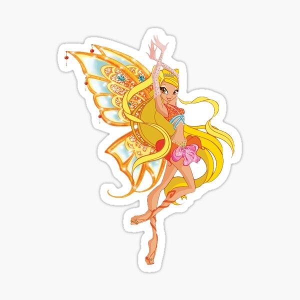 Stella Enchantix Winx Club Sticker