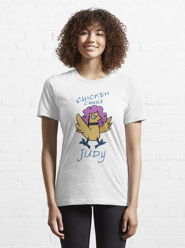 Alternate view of Infinity Train: Chicken Choice Judy Essential T-Shirt