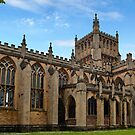 Bristol Cathedral by Carol Bleasdale