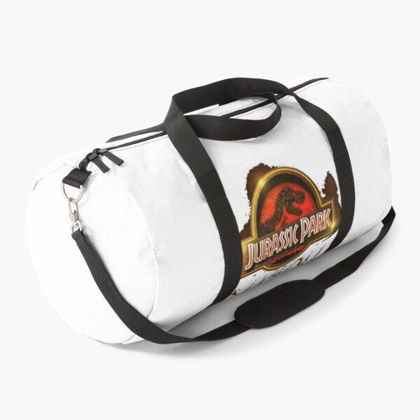Jurassic Park Danger World Dinosaur Duffle Bag
