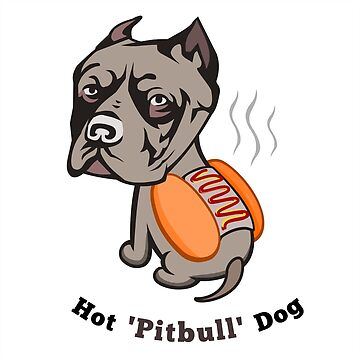 Hot Pitbull Dog by salotte