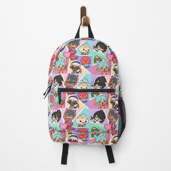 Toca Squad - toca boca Backpack