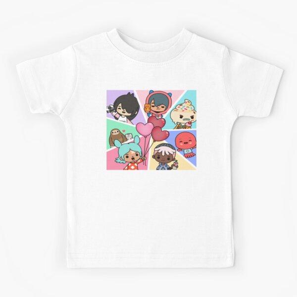 Toca Squad - toca boca Kids T-Shirt