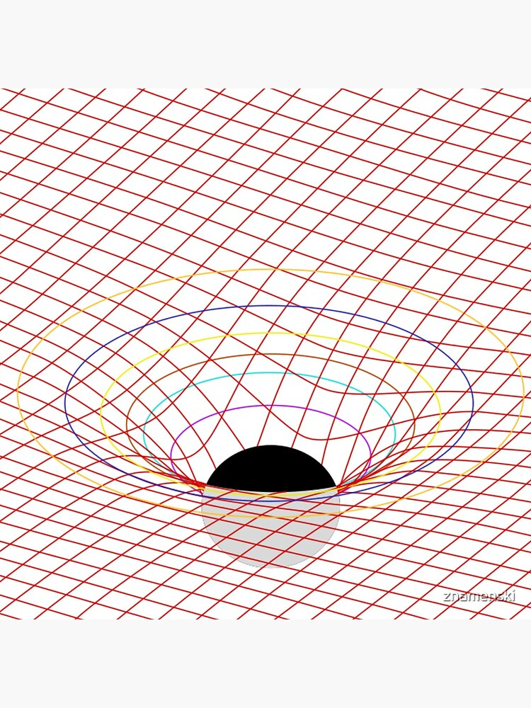 Induced Spacetime Curvature, General Relativity by znamenski