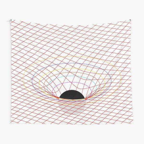 Induced Spacetime Curvature, General Relativity Tapestry