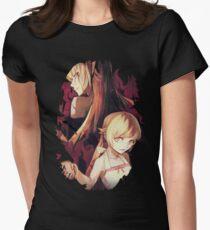 Shinobu Monogatari Women's Fitted T-Shirt