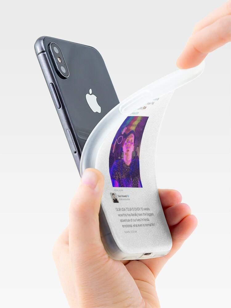 Alternative Ansicht von TATINOF Begin und Ende iPhone-Hülle & Cover