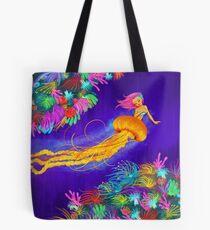 Bolsa de tela Sirena de medusas!