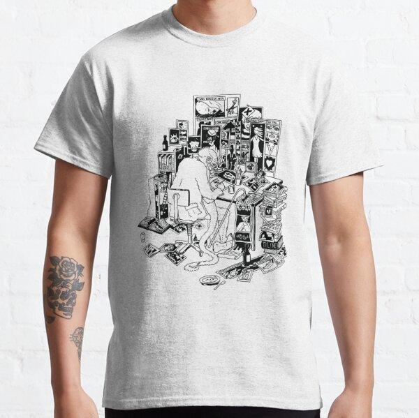 Zieh mein Leben Classic T-Shirt