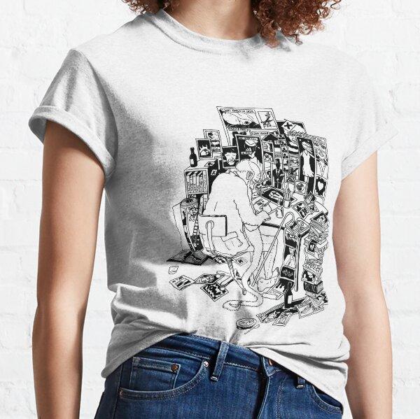 Draw my life Classic T-Shirt