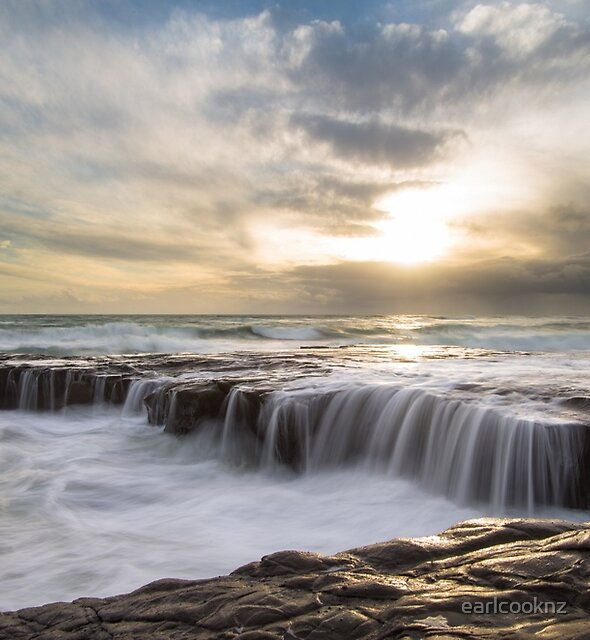 Fishermans Rock Revisited  by earlcooknz