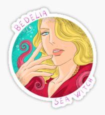 Hannibal AU - Bedelia sea witch  Sticker